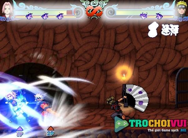 game Naruto ninja world storm 2 hinh anh