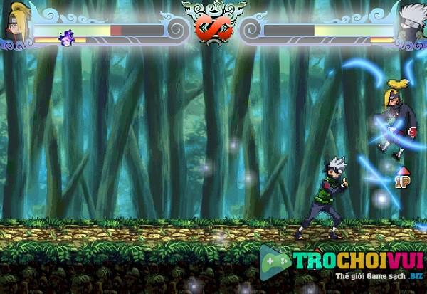 game Naruto ninja world storm hinh anh