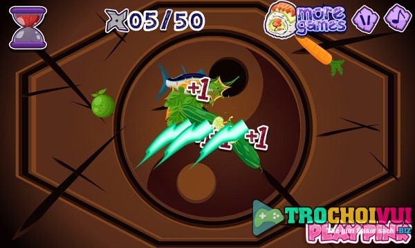 game Ninja sushi online