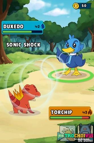 Game Pokemon dai chien 4 hinh anh 2
