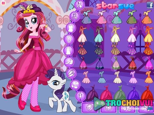 game Pony Equestria hinh anh