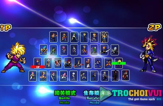 game Sieu hung dai chien 7 hinh anh 3