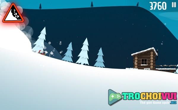 game Ski Safari mien phi