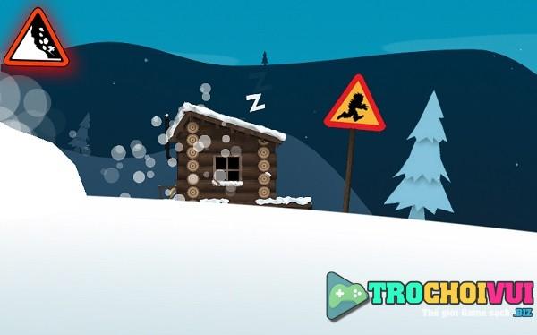 game Ski Safari online