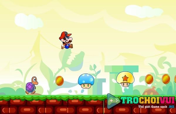 game Super Mario Run hinh anh