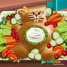 Bánh ngọt thỏ Bunny