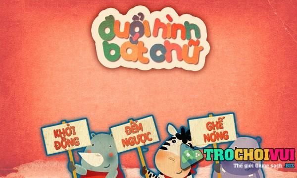 game Duoi hinh bat chu moi hinh anh 1