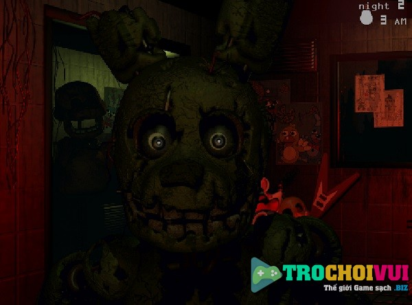 game Five nights at Freddy's 3 hinh anh 3