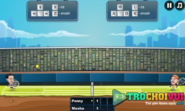 game Huyen thoai Tennis hinh anh