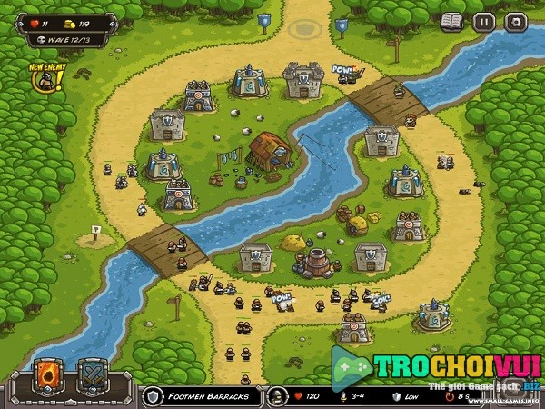 game Kingdom Rush 3 hinh anh 4