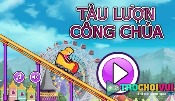game Tau luon cong chua hinh anh