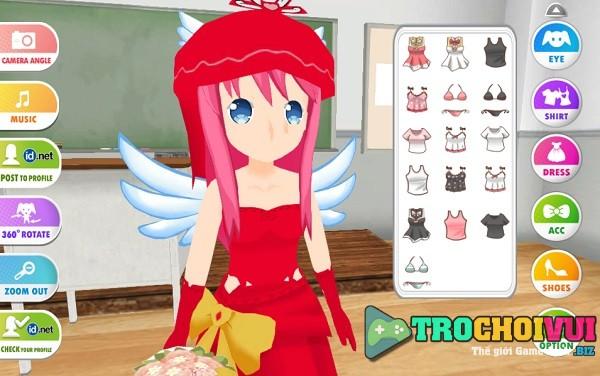 game Thoi trang 3D hinh anh 1