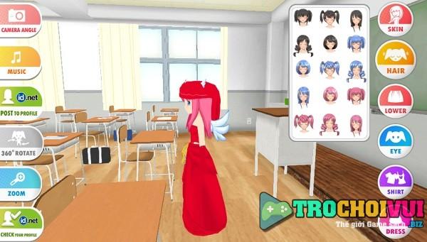 game Thoi trang 3D hinh anh 2