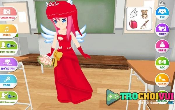 game Thoi trang 3D hinh anh 3