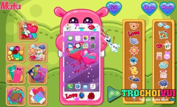 game Trang tri iphone 7 hinh anh