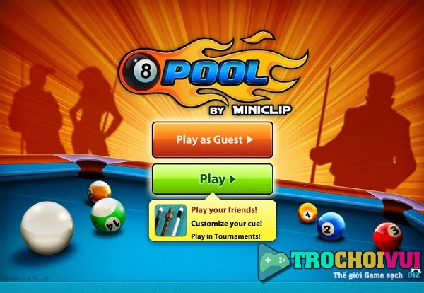 game 8 Ball Pool multiplayer