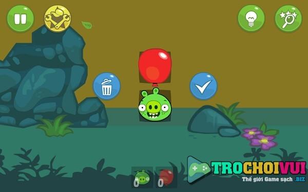 game Bad Piggies Online free