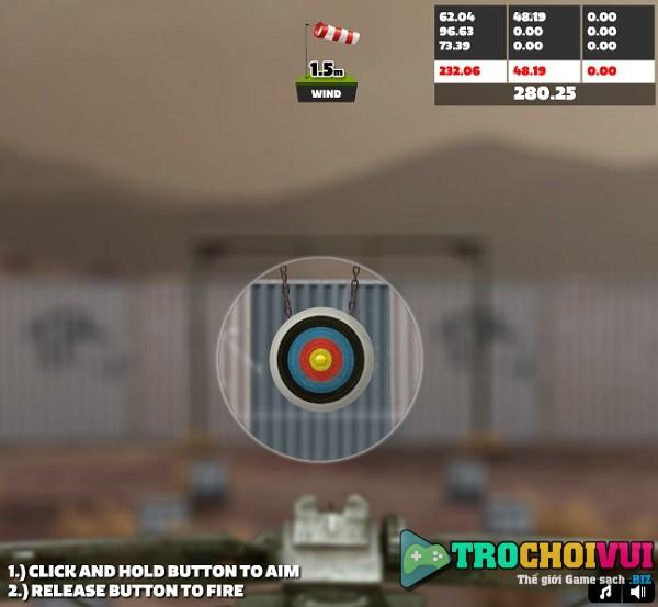 game Ban cung ten 3D