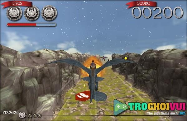 game Bi kip luyen rong 2 3D