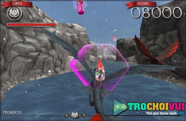 game Bi kip luyen rong 3 3D