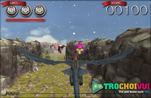 game Bi kip luyen rong 3D