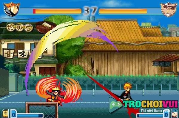 Game Bleach vs Naruto 2.4 y8