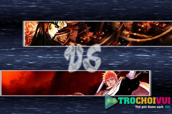 Game Bleach vs Naruto 2.4