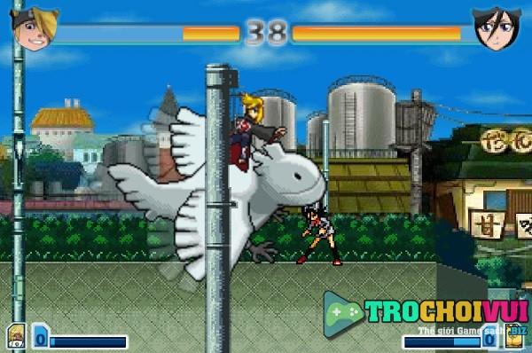 game Bleach vs Naruto 2.5 vui game
