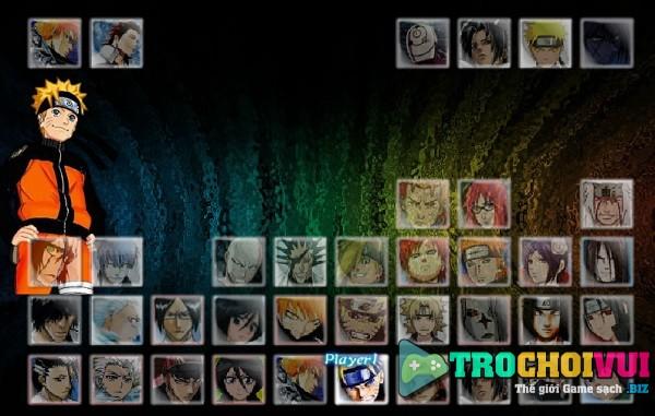 game Bleach vs Naruto 2.5