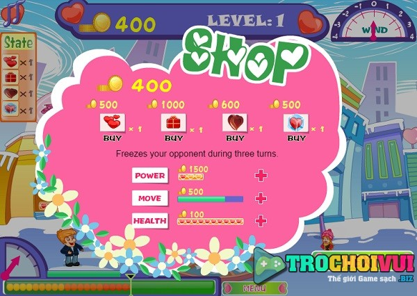 game Chinh phuc tinh yeu hinh anh 3