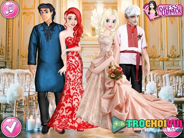 game Dam cuoi vong quanh the gioi hinh anh 3