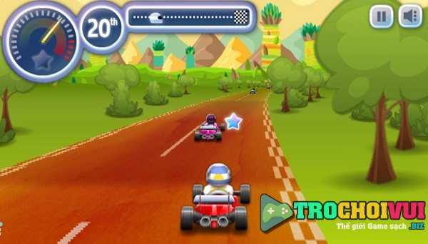 game Dua xe F2 3D hinh anh 2