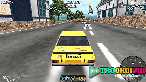 game Dua xe oto the gioi