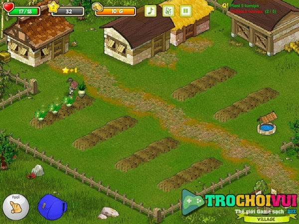 game Hay day mien phi