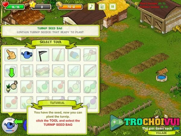 game Hay day tren pc