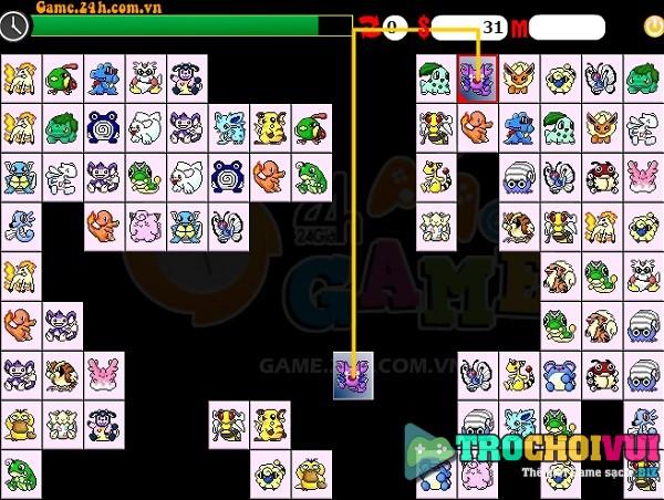 game Pikachu phien ban cu 2005