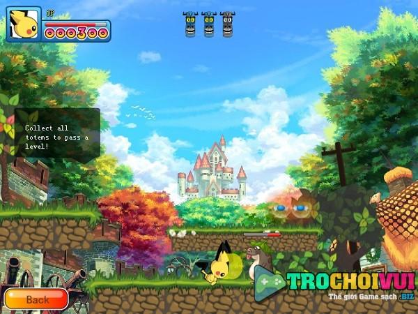game Pokemon chien dau hinh anh 2