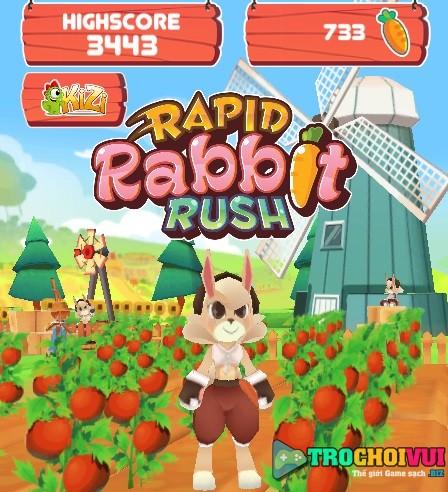 game Thỏ siêu tốc hình ảnh 1