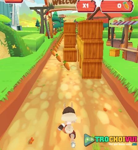 game Thỏ siêu tốc hình ảnh 2