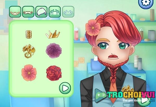 game Trang diem ban trai ban gai