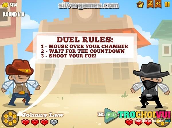 game Dau sung cang thang online