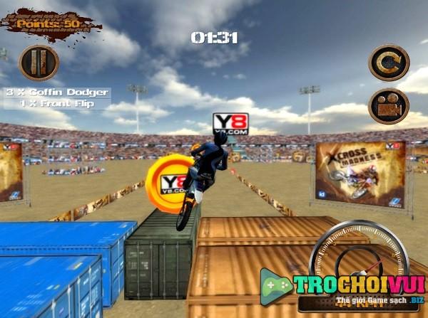 game Dua xe moto dia hinh 3D