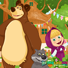 Masha và gấu: mùa hè vui nhộn