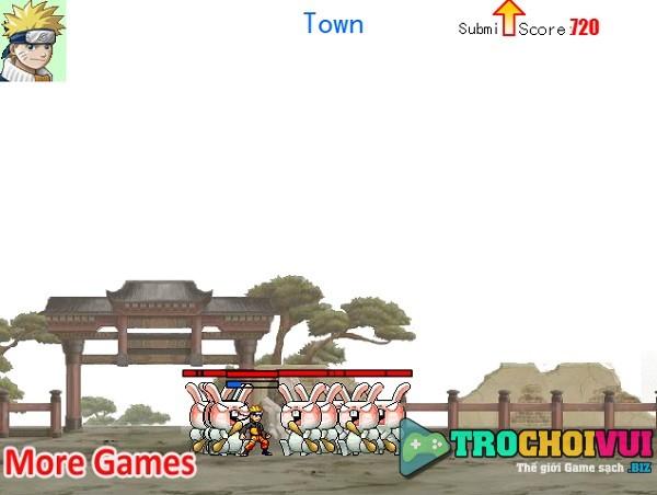 game Naruto dai chien quai vat hinh anh 4