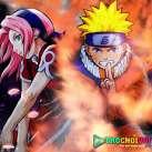 Naruto đại chiến quái vật