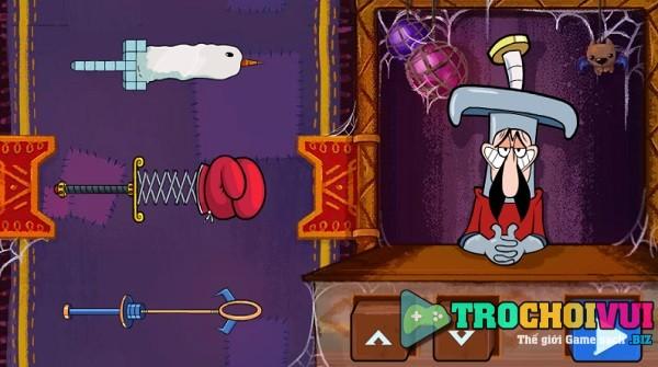game Nhung thanh kiem than hung manh hinh 4