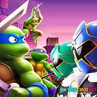 Ninja rùa vs Siêu nhân 2