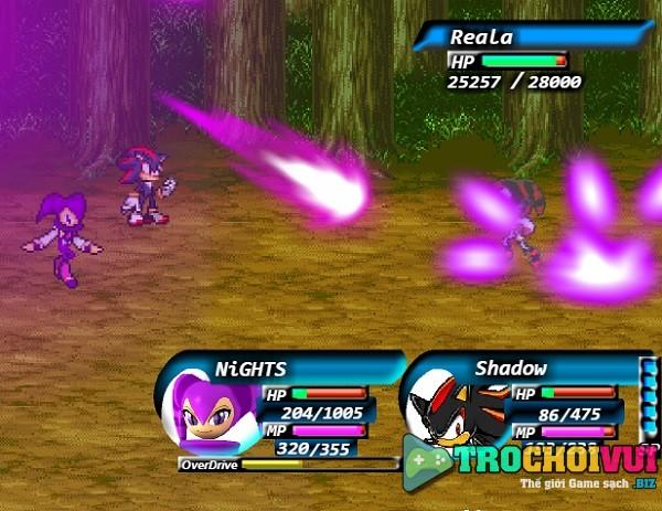 game Sonic danh nhau x7 x6