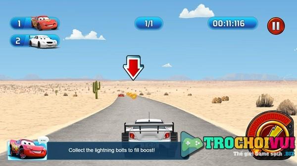 game Vuong quoc xe hoi 3D hinh anh 2