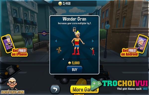 Game angry gran run 2